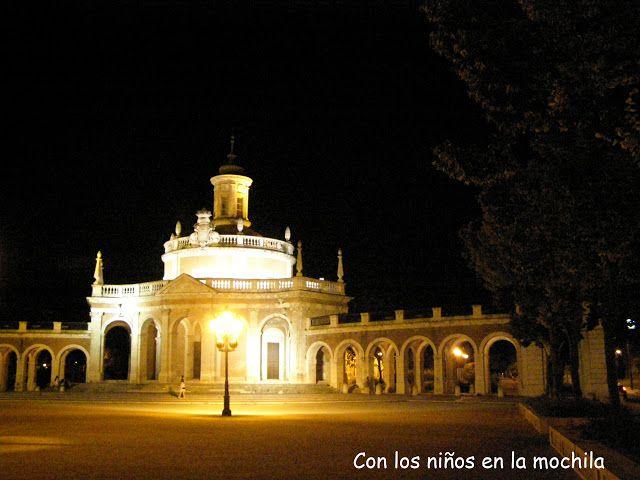 Aranjuez con ni os el palacio real el jardin de la isla y el parterre con los ni os en la - Oficina de turismo de aranjuez ...