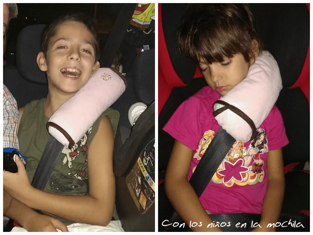 Almohadillas de cinturón Sunshine Kids