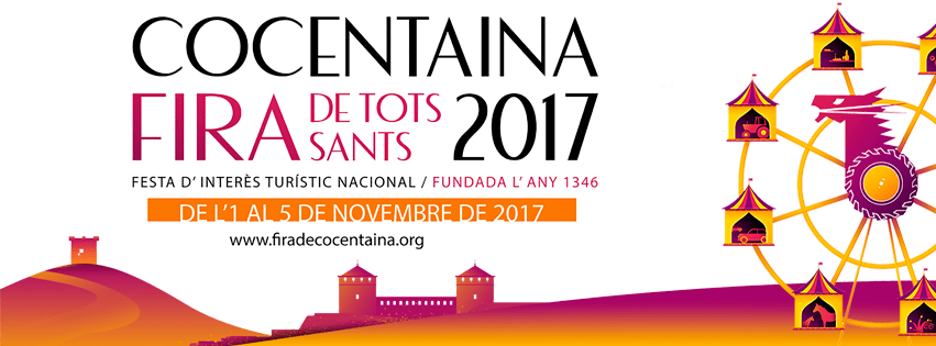 Fira de Cocentaina planes con niños tradicionales de Todos los Santos o Halloween