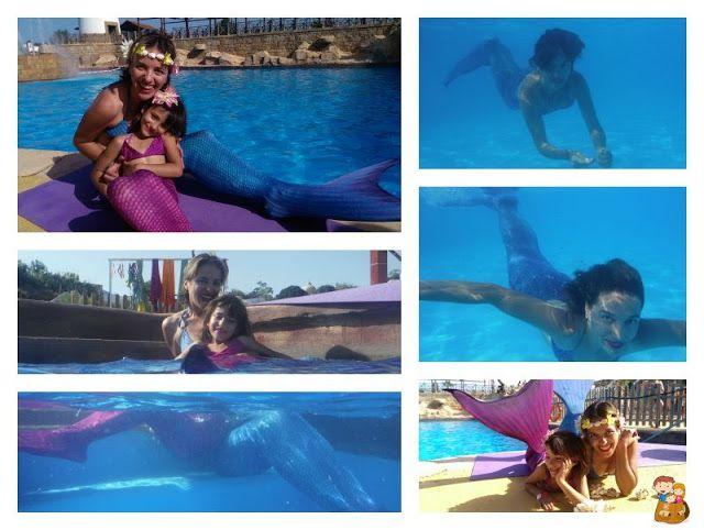 Aqua-Natura-Benidorm- Escuela-Sirenas