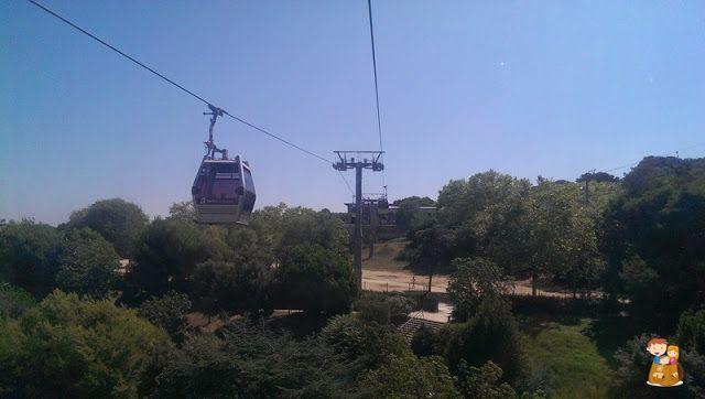 Barcelona-ninos-Montjuic