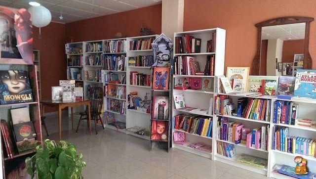 Libreria Casiopea EL Campello Con los niños en la mochila