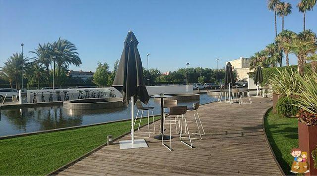 Hotel barcelo sevilla renacimiento verano pirata