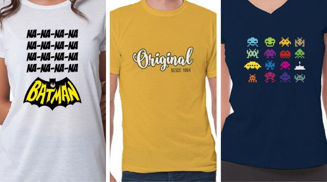 camisetas originales personalizadas dezuu