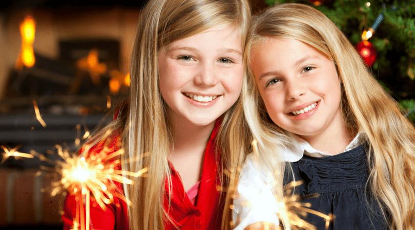 Propuestas Para Celebrar Nochevieja Con Niños