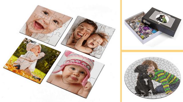 puzzles regalos personalizados navidad cumpleaños reyes aniversario