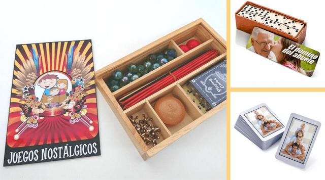 juegos regalos personalizados navidad cumpleaños reyes aniversario