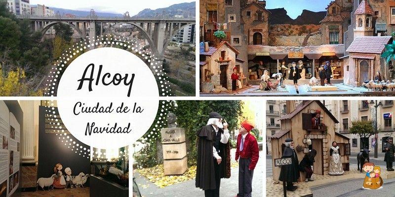 Alcoy, ciudad de la Navidad