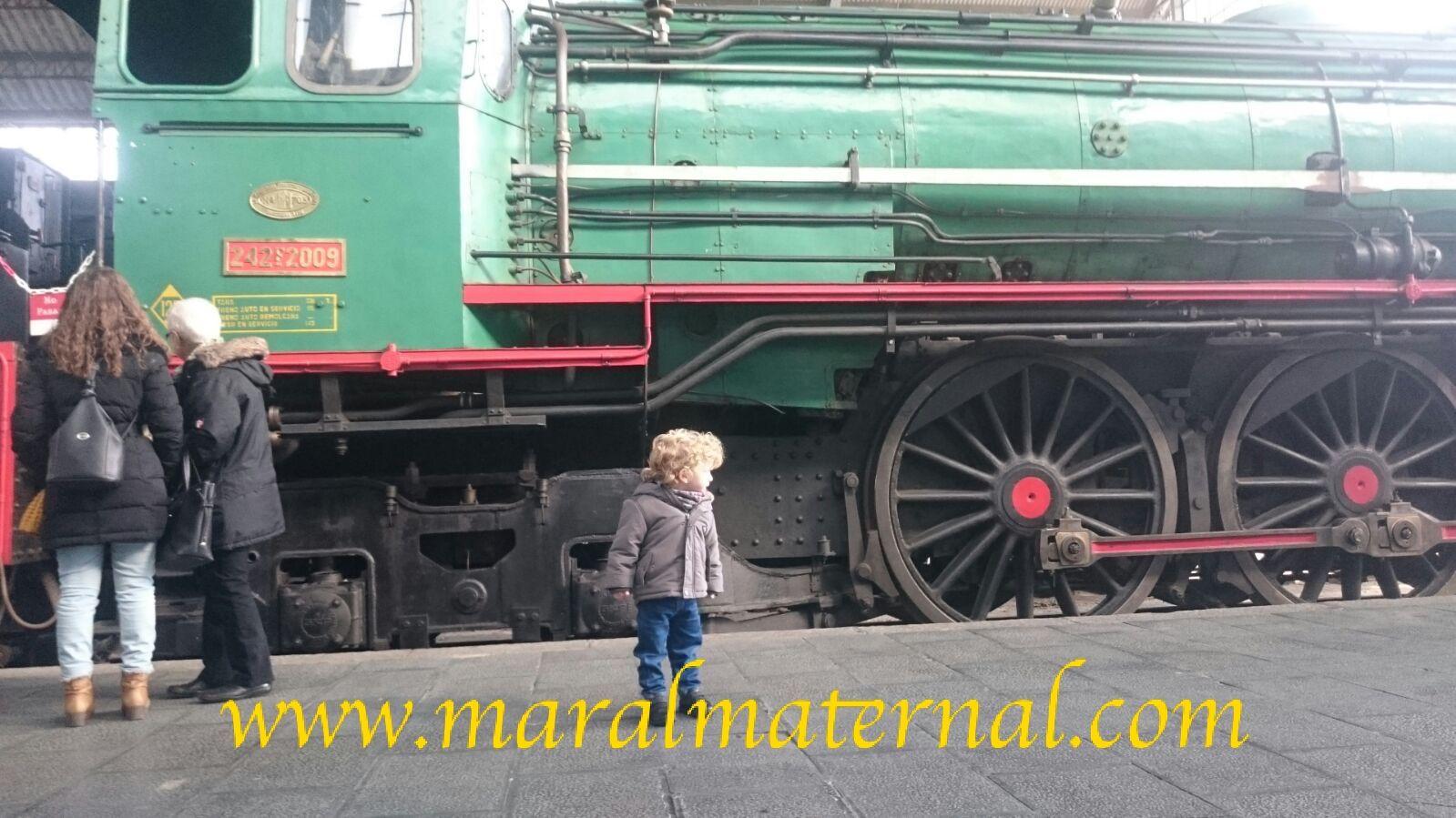Museo del ferrocarril planes con ninos en madrid ocio en familia