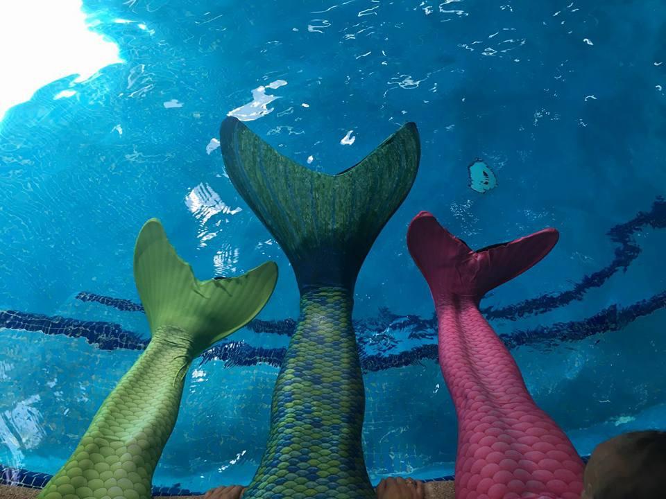 Sirenas y tritones planes con ninos en madrid