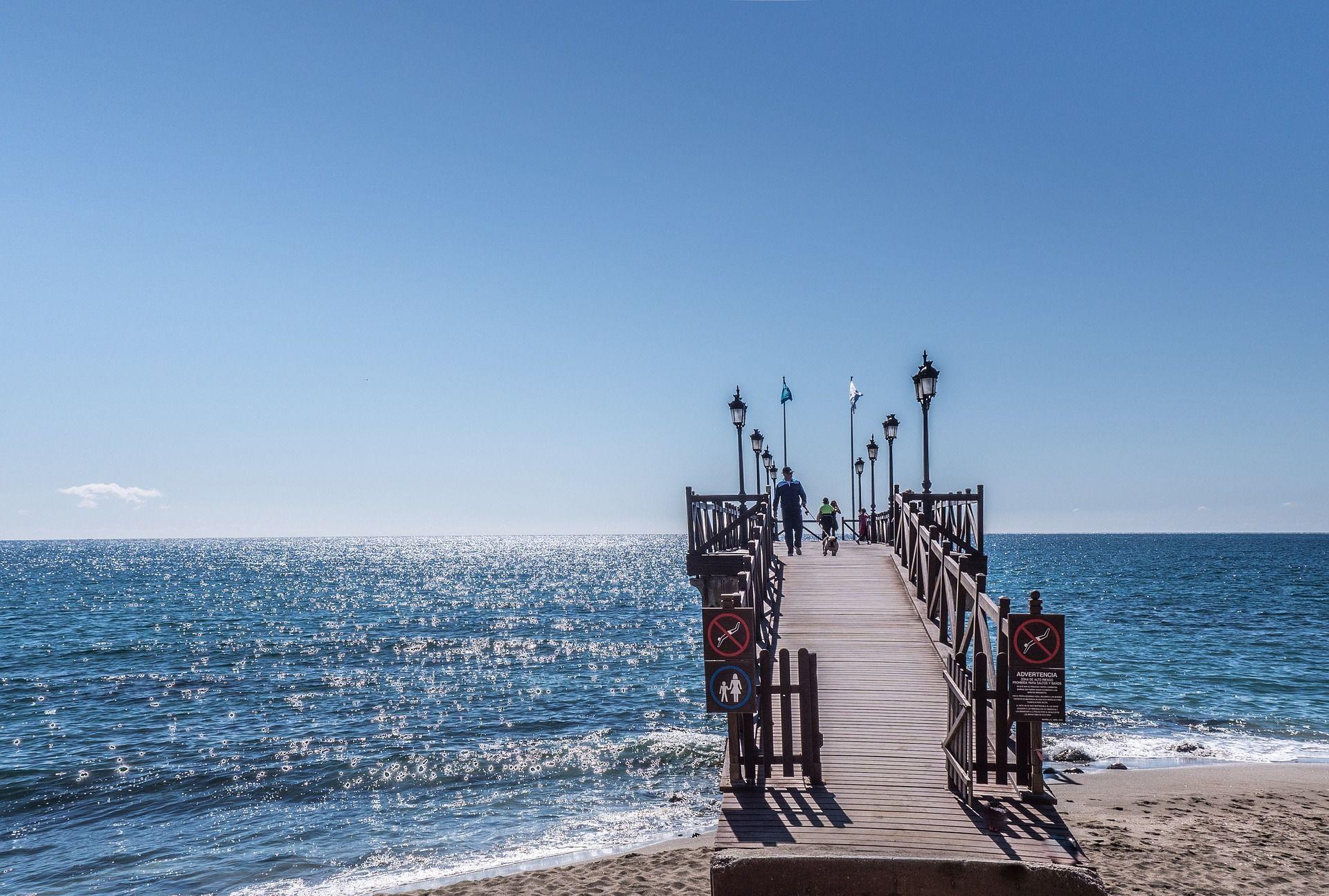 Destinos de playa para ir con niños