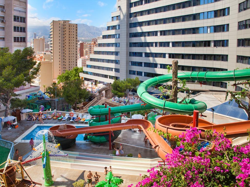 Aqua Rocks garden hoteles todo incluido en la Comunidad Valenciana