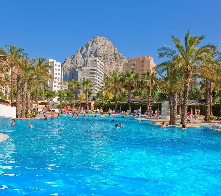 SH Ifach hoteles todo incluido en la Comunidad Valenciana