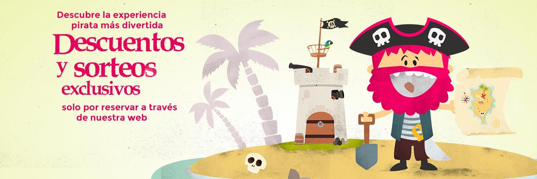 promoción verano pirata de marjal guardamar