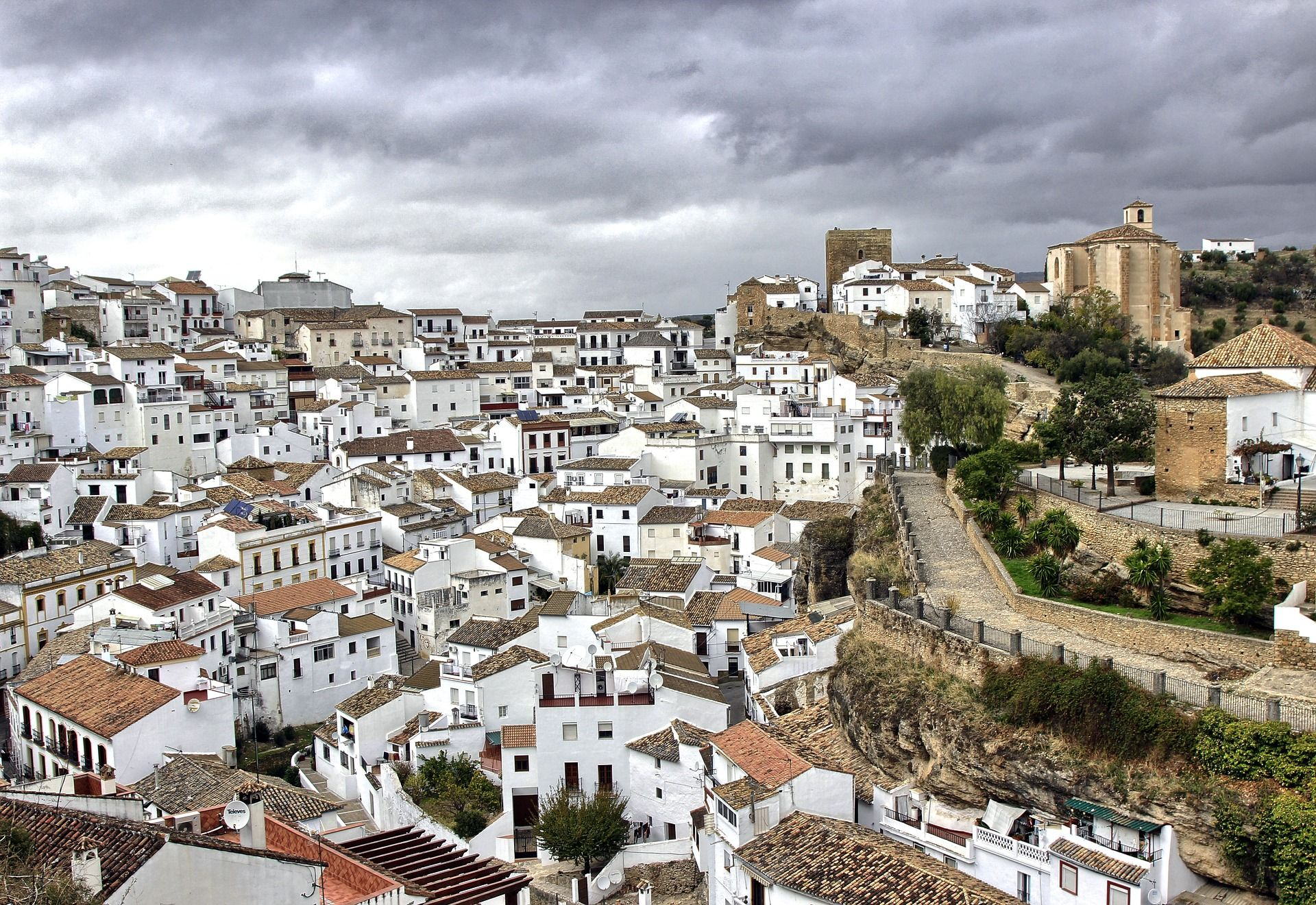 vacaciones en familia por andalucia