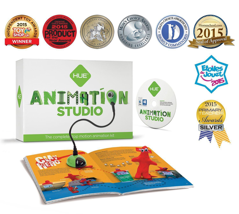 Kit Animation Studio 2 Con los niños en la mochila