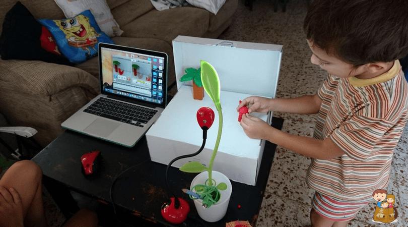 Kit Animation Studio Con los niños en la mochila 3