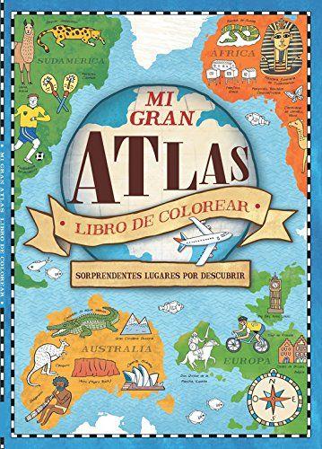 atlas para ninos 4 con los ninos en la mochila