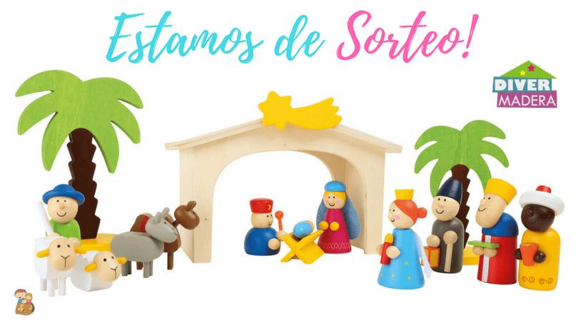 juguetes y decoracion navideña de madera sorteo divermadera