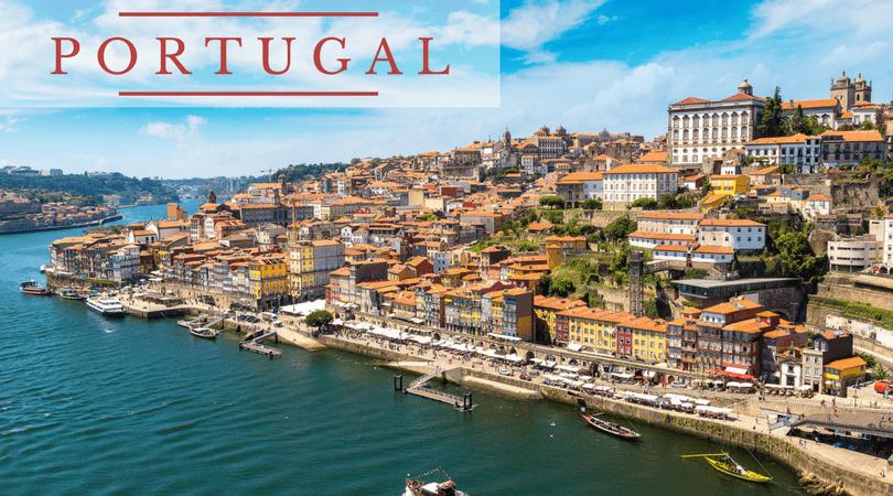 Guia de viajes con niños por Europa Portugal