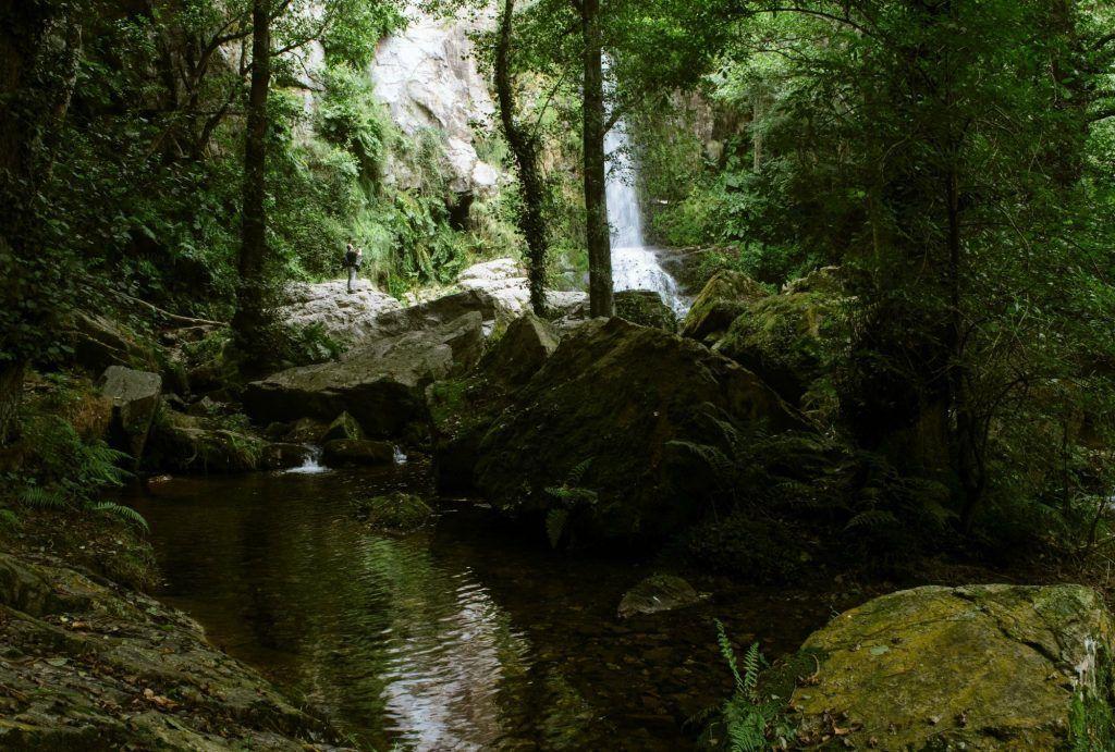 planes con niños en asturias cascadas oneta