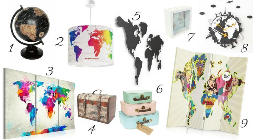 regalos para amantes de los viajes con los niños en la mochila decoracion